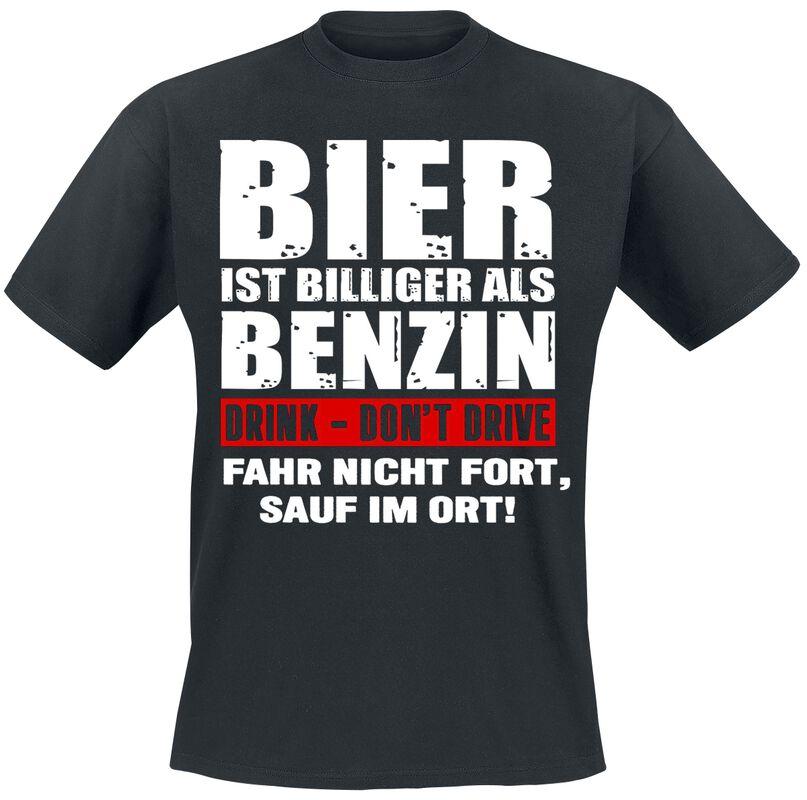 Bier ist billiger als Benzin