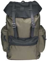 Backpack With Multibags