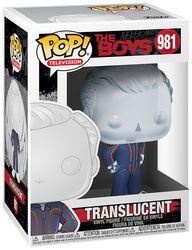 Translucent Vinyl Figur 981