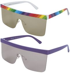 Pride Sunglasses 2-Pack