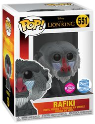 Rafiki (Flocked) (Funko Shop Europe) Vinyl Figure 551