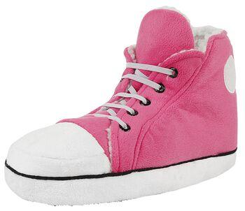 Hausschuhe pink