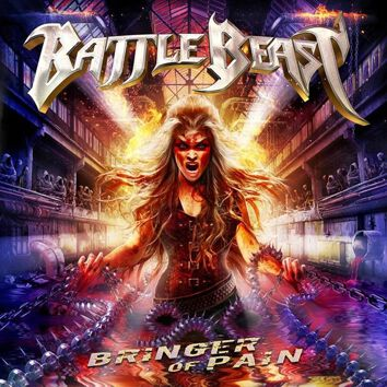 Image of Battle Beast Bringer of pain CD Standard