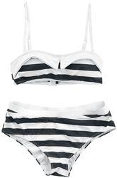 Big Party Stripes Bikini