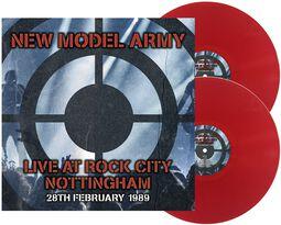 Live at Rock City Nottingham