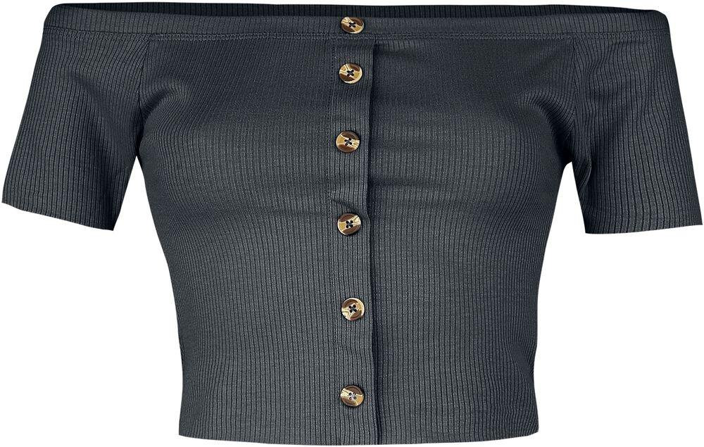 Ladies Off Shoulder Shirt