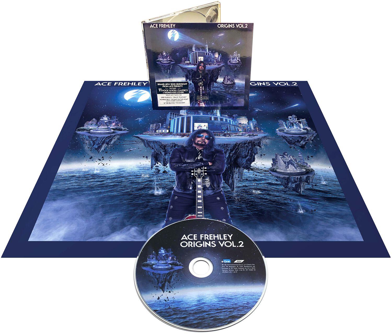 Image of Ace Frehley Origins Vol. 2 CD Standard