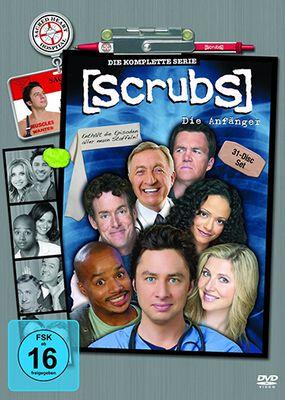 Scrubs - Die Anfänger Die komplette Serie