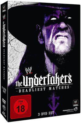 The Undertaker's Deadliest Matches
