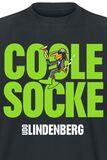 Coole Socke T-Shirt