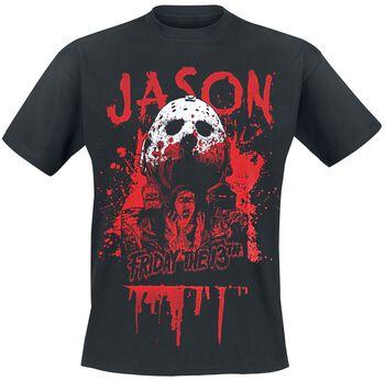 Jason Voorhees - Blood Splatter