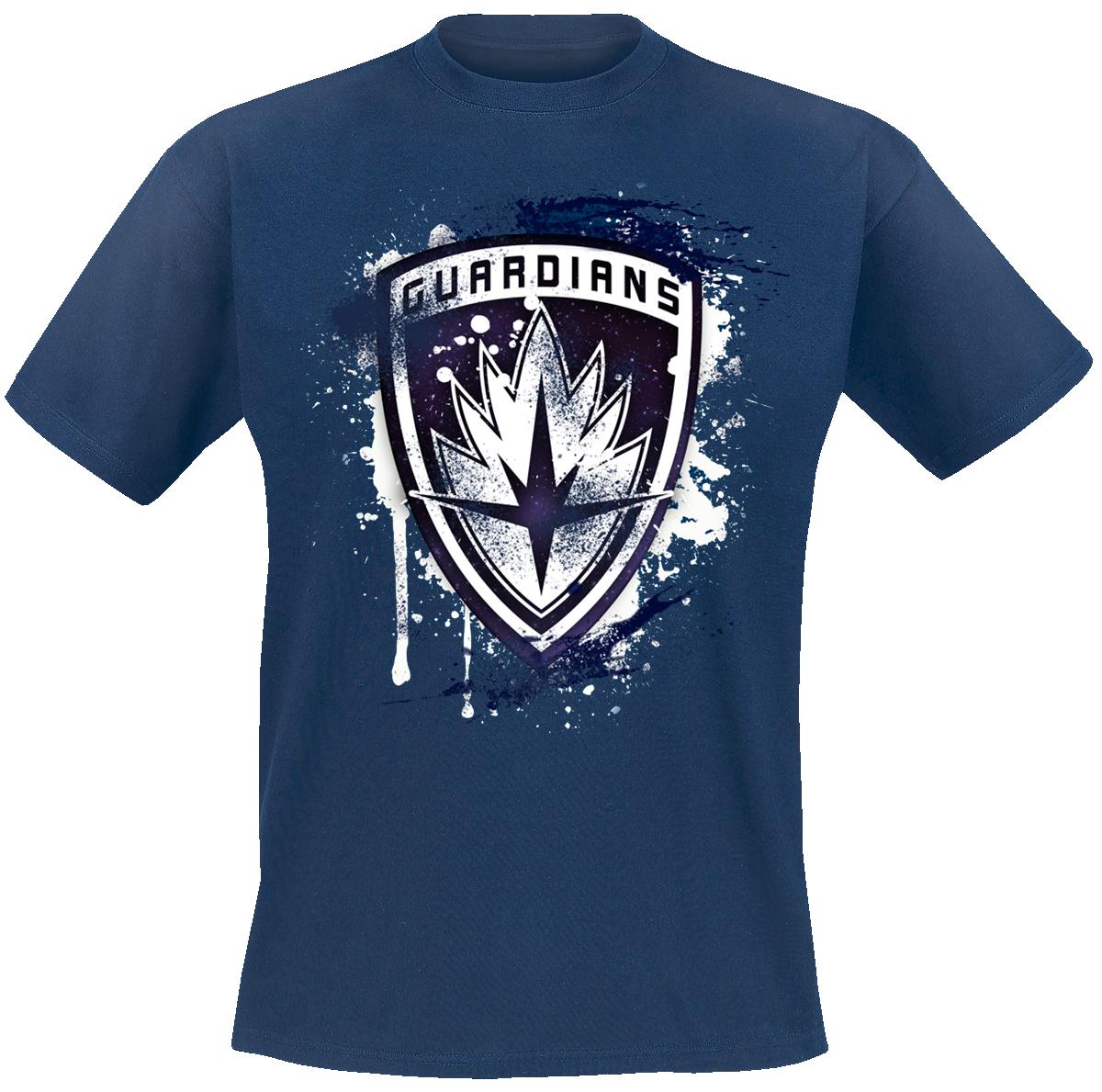 Guardians Of The Galaxy - Logo - T-Shirt - navy image