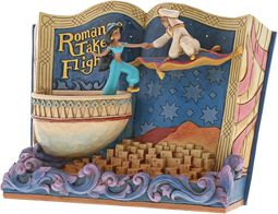 Romance Takes Flight (Storybook Aladdin)