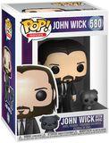 John Wick Kapitel 3 - John Wick with Dog Vinyl Figur 580