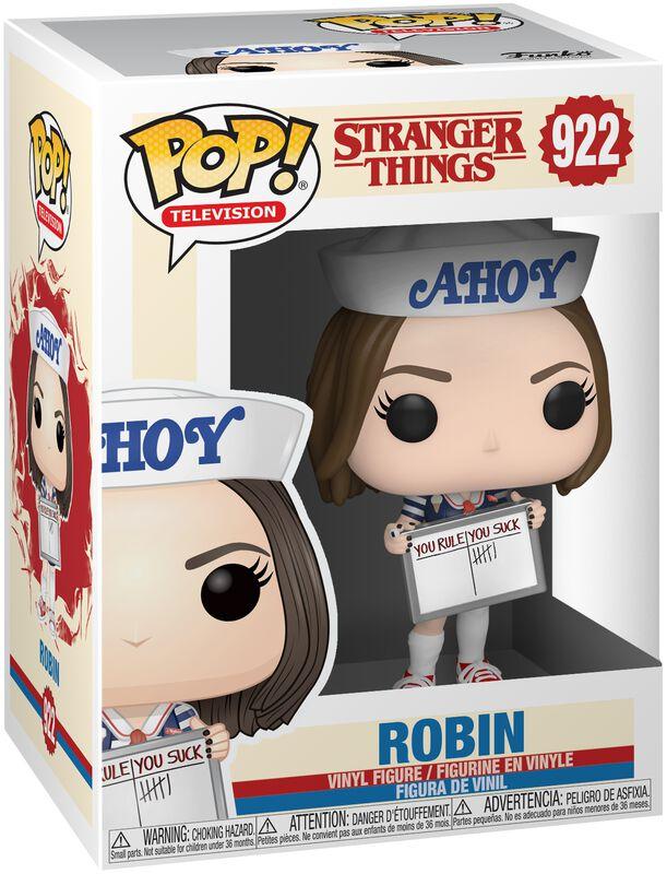 Season 3 - Robin Vinyl Figur 922