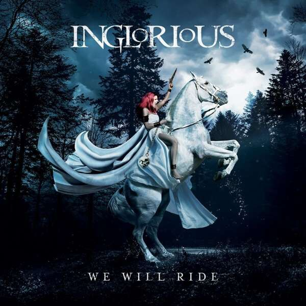 Inglorious We will ride CD multicolor FRCD 1087