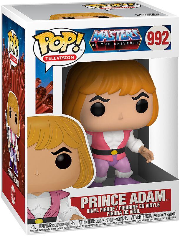 Prince Adam Vinyl Figur 992