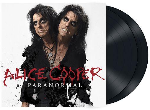 Image of Alice Cooper Paranormal 2-LP Standard