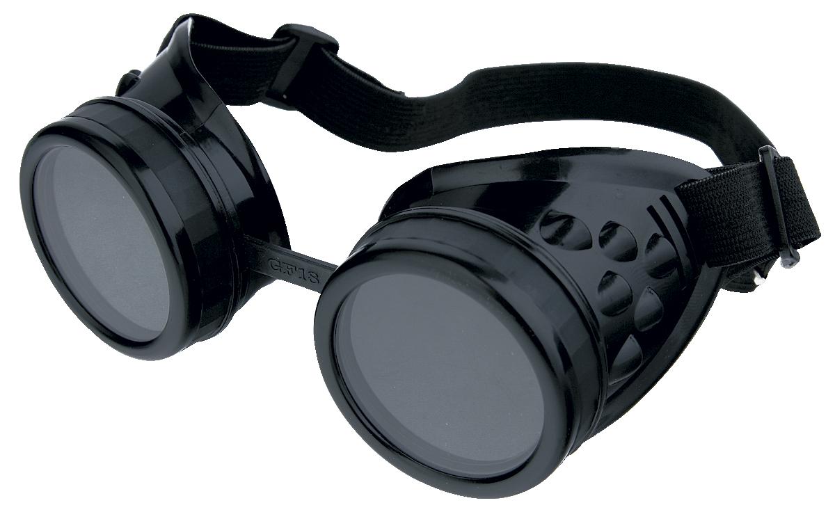 Cyber Goggles -  - Kostüm - schwarz