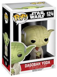Dagobah Yoda Vinyl Bobble-Head 124