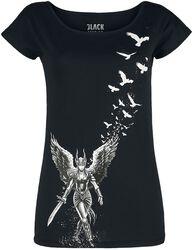 T-Shirt mit Walküre