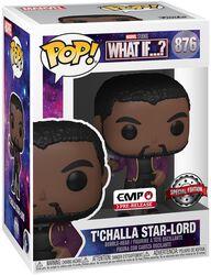 TChalla Star Lord Vinyl Figur 876