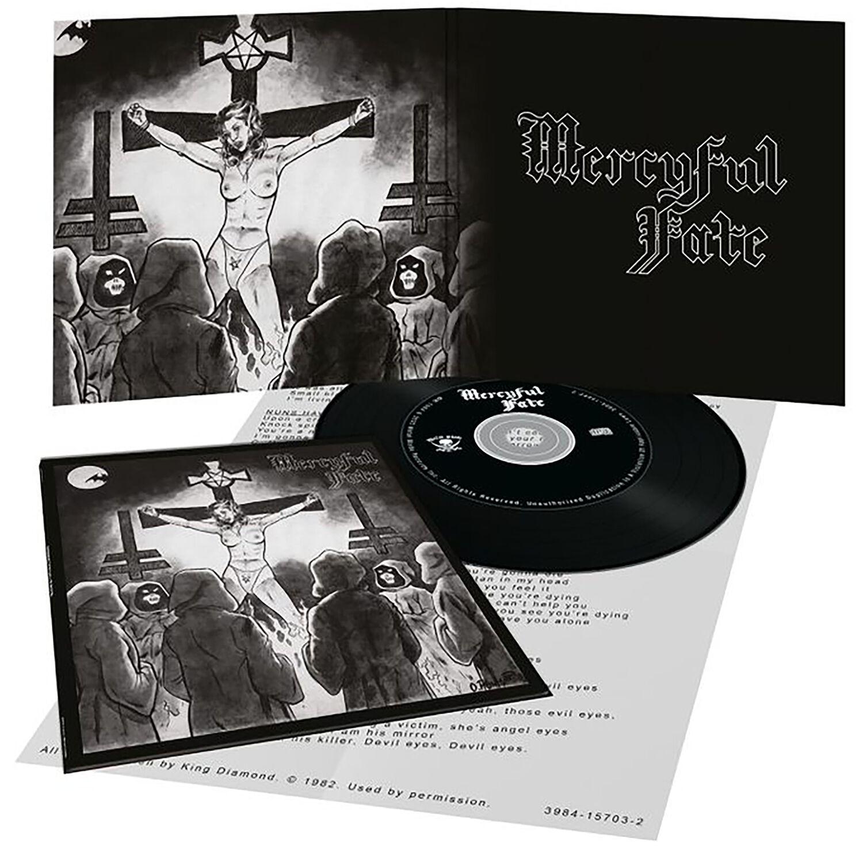 Mercyful Fate Mercyful fate CD multicolor 039841570328