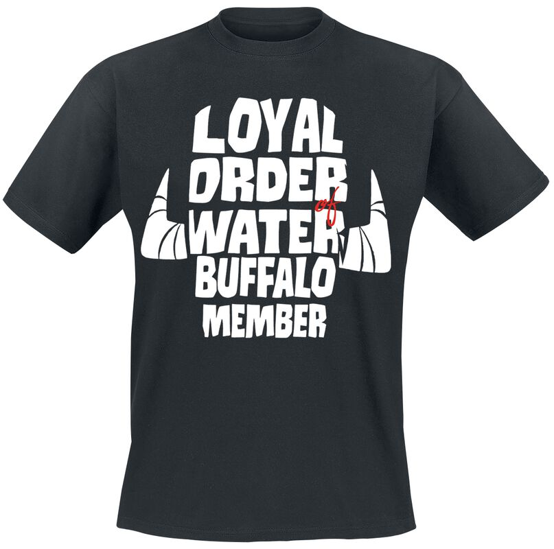 The Flintstones Loyal Order Of The Waterbuffalo