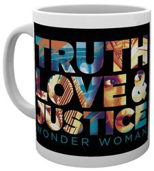1984 - Truth, Love & Justice
