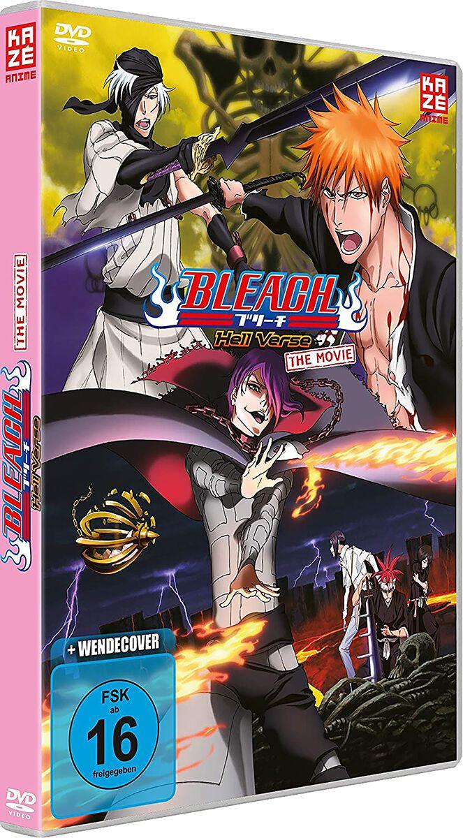 Bleach Movie 4 - Hell Verse  DVD  Standard
