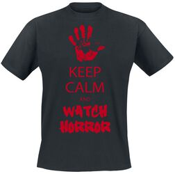 Keep Calm And Watch Horror