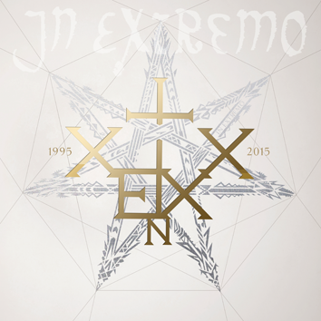 Image of In Extremo 20 Wahre Jahre (Ltd. 20th anniversary 13-CD Box) 13-CD & Backpatch Standard