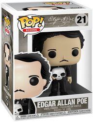 Edgar Allan Poe Edgar Allen Poe Vinyl Figur 21