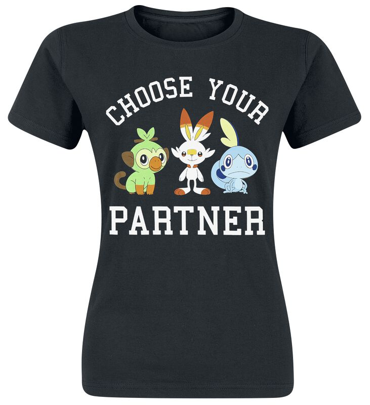 Schwert & Schild - Choose Your Partner