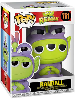 Alien Remix - Randall Vinyl Figur 761