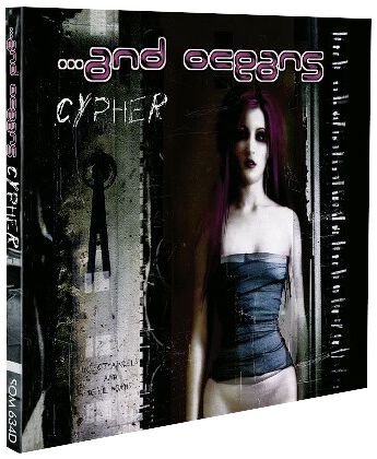 Image of ... And Oceans Cypher CD Standard