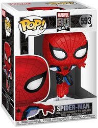 80th - Spider-Man - Vinyl Figur 593