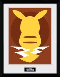 Pikachu Silho 25