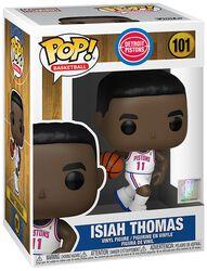 Detroit Pistons - Isiah Thomas (Home Jersey) Vinyl Figur 101