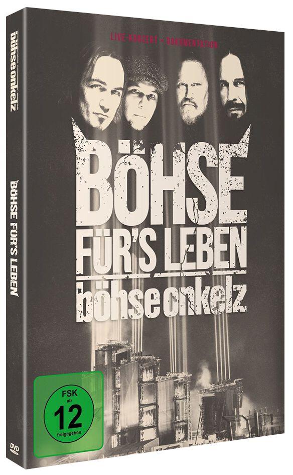 Image of Böhse Onkelz Böhse für's Leben 3-DVD Standard