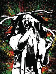 Bob Marley Colour