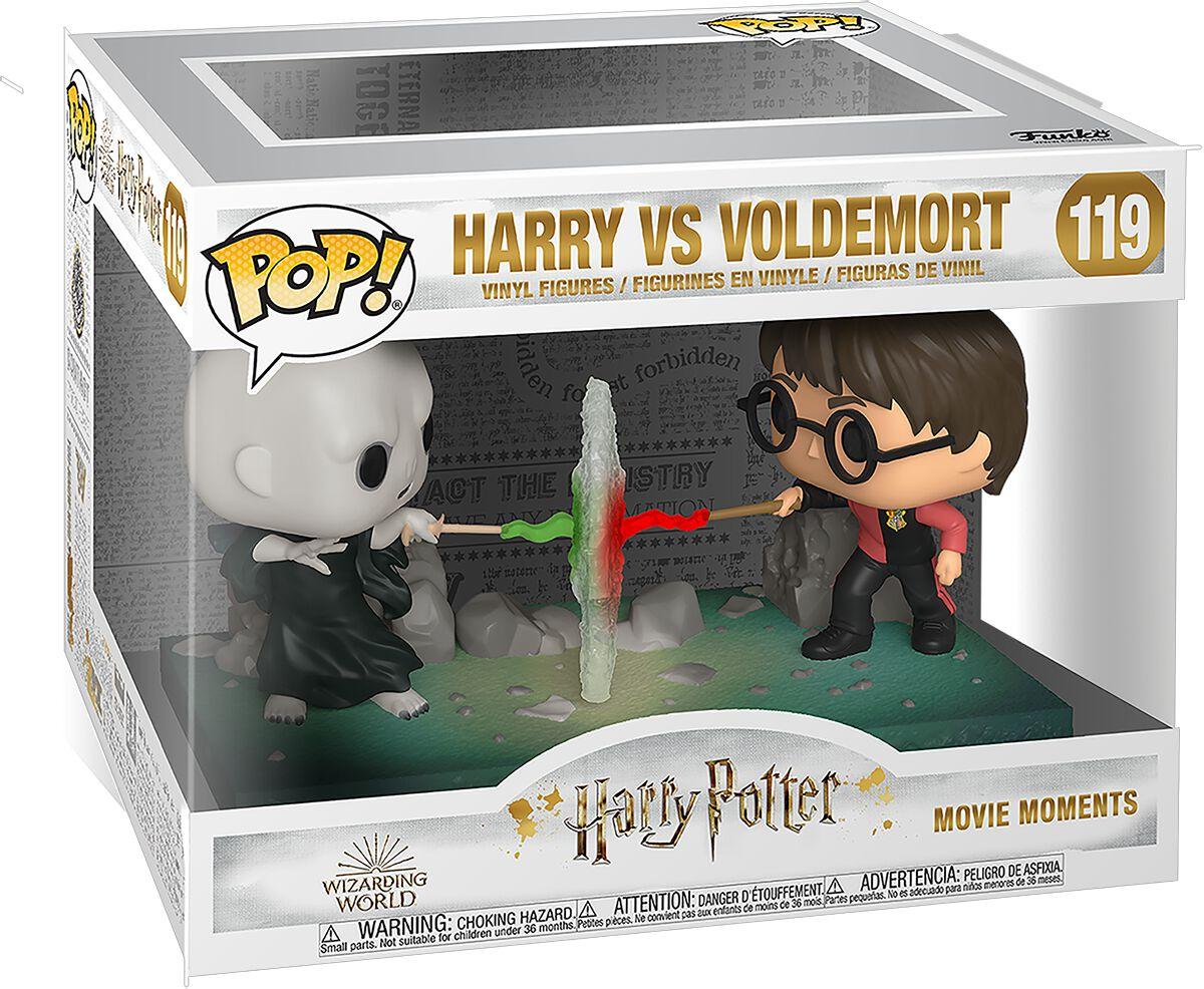 Harry Potter Harry vs. Voldemort (Movie Moments) Vinyl Figur 119 powered by EMP