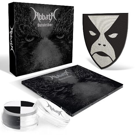 Image of Abbath Outstrider CD Standard