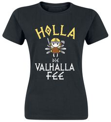 Holla die Valhalla Fee