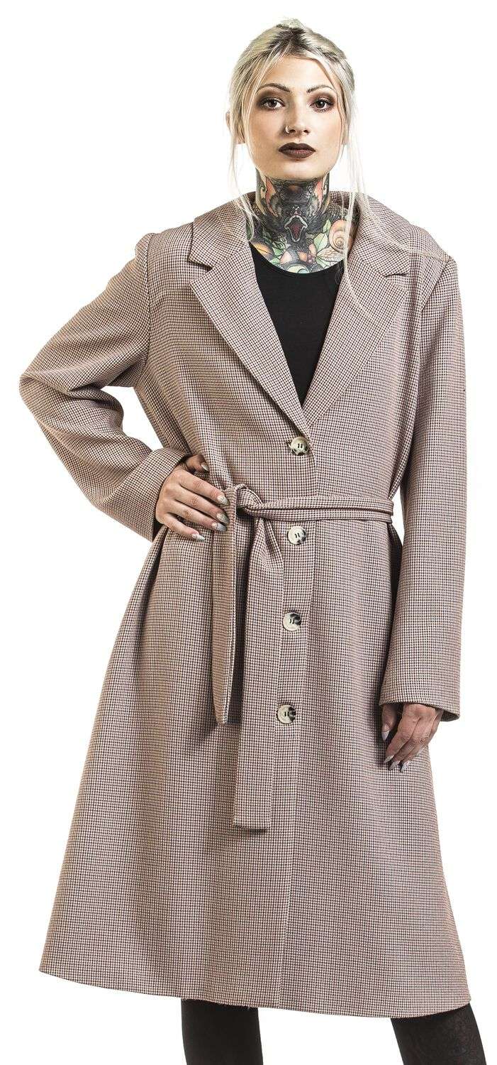 Image of Banned Retro Parka Please Cappotto donna multicolore