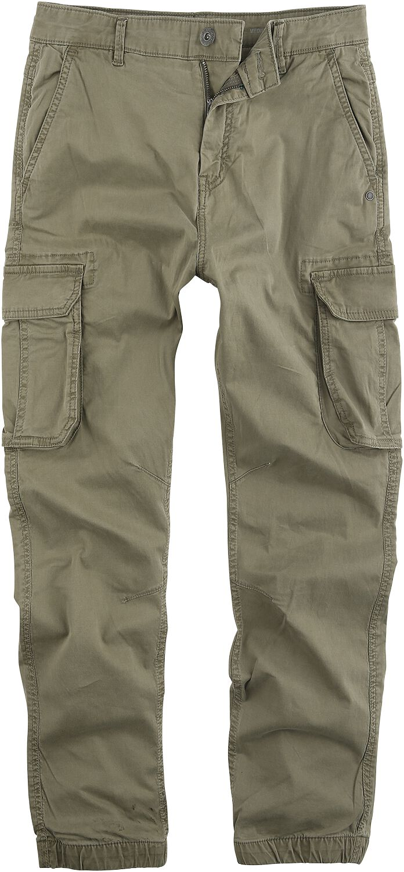 Image of Shine Original Cargo Pants Cargopant oliv