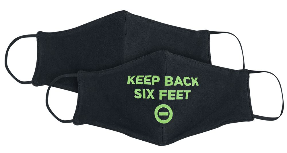 Keep Back Six Feet