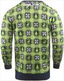 Seattle Seahawks Crew Neck Sweater