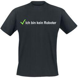 Kein Roboter