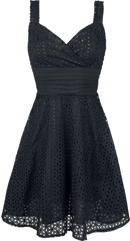 Billie Blush | Voodoo Vixen Mittellanges Kleid | EMP